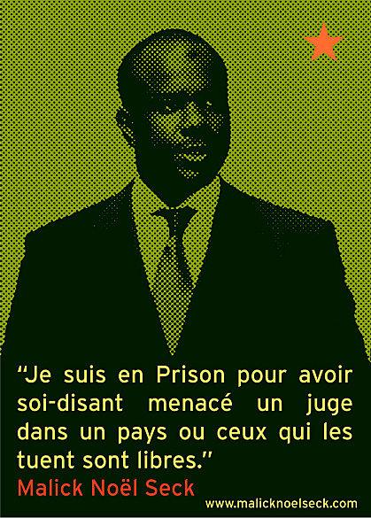 Sénégal - À part Jean-Paul Dias, qui défend vraiment Malick Noël Seck ? (Le PS ? lol)