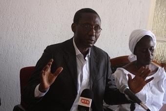 COMITE DIRECTEUR DU PARTI DEMOCRATIQUE SENEGALAIS : Me Doudou Ndoye démissionne et présente sa candidature pour l'élection présidentielle de 2012