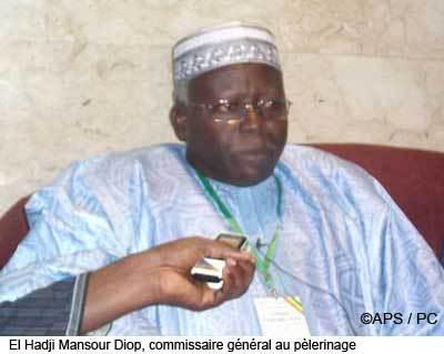 Plus de 8.000 Sénégalais effectuent le haj