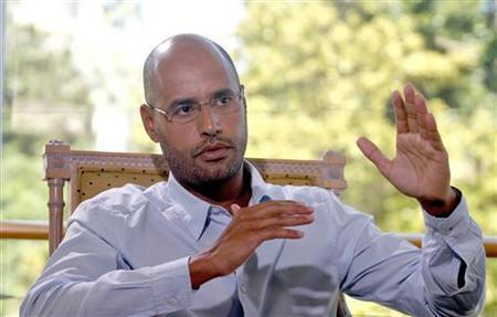 La CPI négocie toujours la reddition du fils de Kadhafi, Seif al-Islam