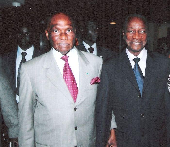 Alpha Condé et Abdoulaye Wade: Les dessous d'une brouille.