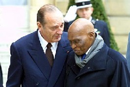 La 'Jurisprudence' CHIRAC et ... Abdoulaye Wade (Abbas Baal Thiakiry)