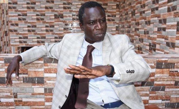 Moustapha Diakhaté :