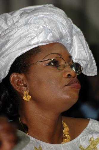 Aida Mbodji obtient la tête du préfet, du commandant de la gendarmerie et du responsable de la BMS à Bambey