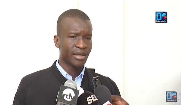 """Me Bamba Cissé, avocat à la Cour : """"Pourquoi Thione Seck est libre de toute poursuite"""""""