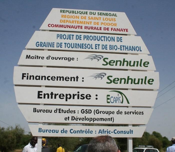 Marche des jeunes de Fanaye: Pourquoi faut-il se ressaisir et favoriser le projet de Senhuile ?