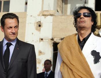 Libye - Ce que Khaddafi menaçait de dévoiler concernant Sarkozy.