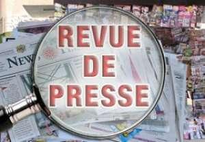 La réplique de l'AFP au PS, sujet dominant de l'actualité