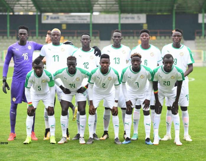 Mondial U20 : Le Sénégal leader du groupe A devant la Colombie son prochain adversaire