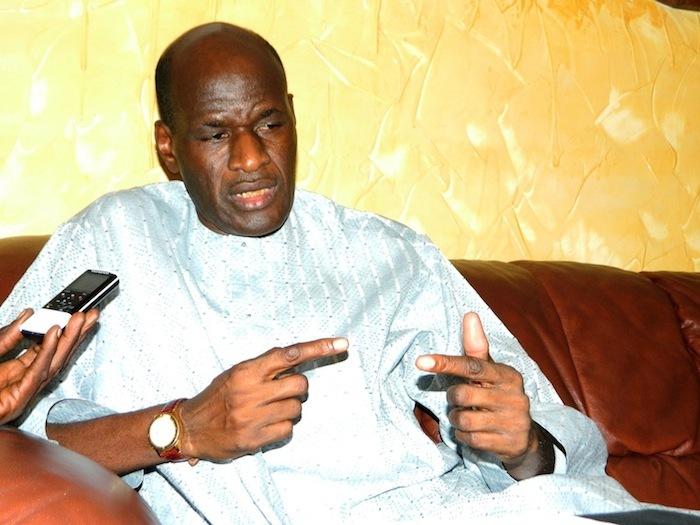 Exclusif ! Thierno Lô a déposé hier sa démission qui n'a pas été acceptée par Abdoulaye Wade