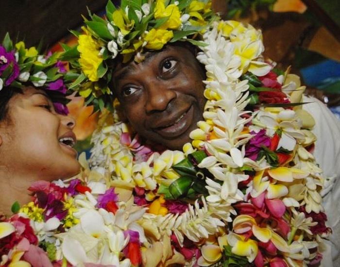 """""""Fekkee Ma Ci boole"""", le signe du nouvel album de Youssou Ndour."""