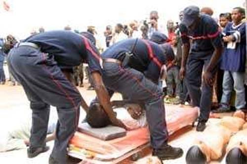 Drame sur la route de la Tabaski: 3 morts et 7 blessés.