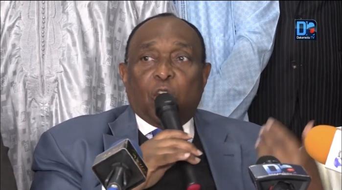 Jean-Paul Dias « brûle » l'arrêté Ousmane Ngom : « Il faut annuler cet arrêté qui est illégal et liberticide! »
