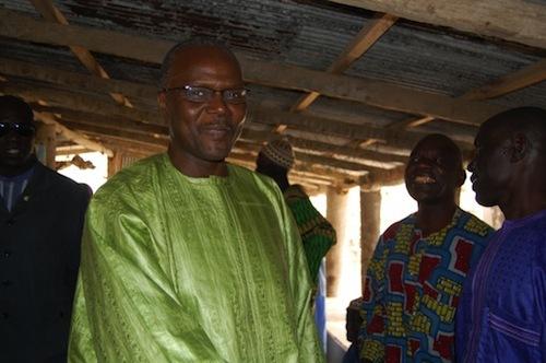 A la sortie de la mosquée, Oumane Tanor Dieng prie le pays et pour que Bennoo arrive à s'entendre sur un candidat [Audio]