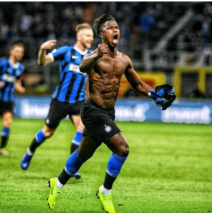 Dernière journée Série A : L'inter se qualifie en Ligue des champions grâce à des buts de Diao Baldé et Nainggolan