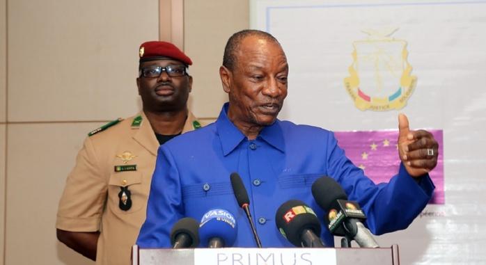 Nouvelle constitution en Guinée : Une contribution au débat