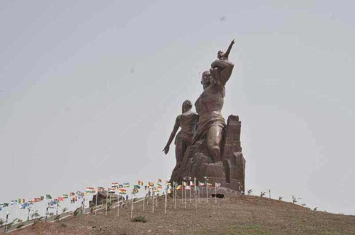 J'aime le Monument de la Renaissance africaine (le commentaire du jour de Cheikh Yérim Seck).