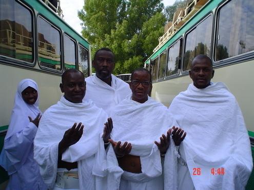 Les pèlerins du premier vol arrivent vendredi à Dakar