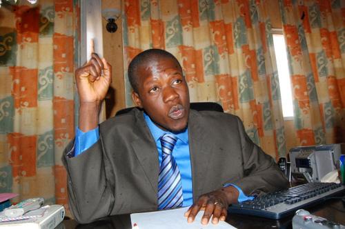 Mohamed Lamine Massaly promet de tenir tête au M-23