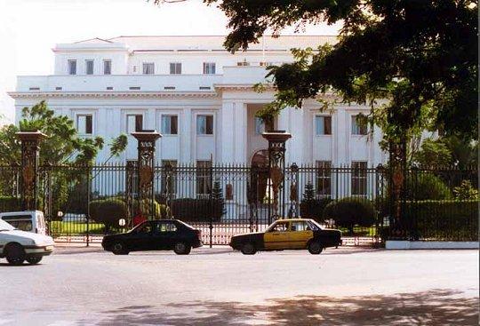 Accident de la circulation  : Un fou tué devant le palais