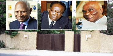 Détention de cadeaux offerts aux chefs d'Etat du Sénégal: Wade accuse Senghor et Abdou Diouf. Le président met la main sur deux ouvrages qu'il dit avoir prêtés àSenghor