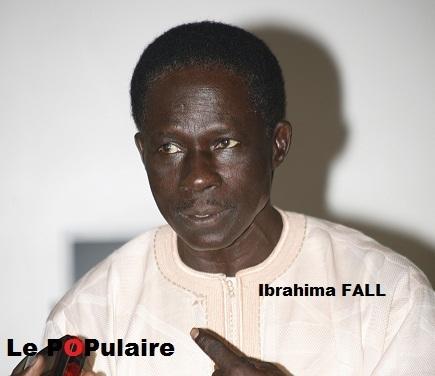 Ibrahima Fall, candidat à la présidentielle: «Je n'ai aucune ambition de rester ici…»