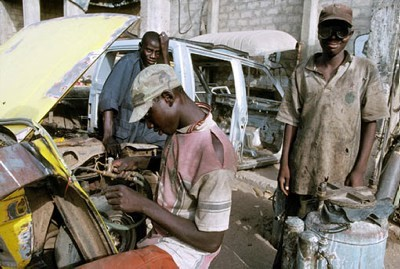 Autoroute à péage : les mécaniciens de Poste-Thiaroye recasés à Diamniadio (APIX)