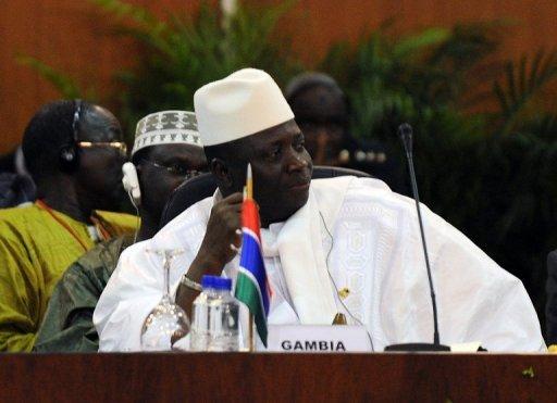 Gambie/présidentielle: trois candidatures validées, dont celle de Jammeh