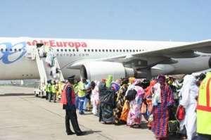 Retour des premiers pèlerins sénégalais finalement à 21h