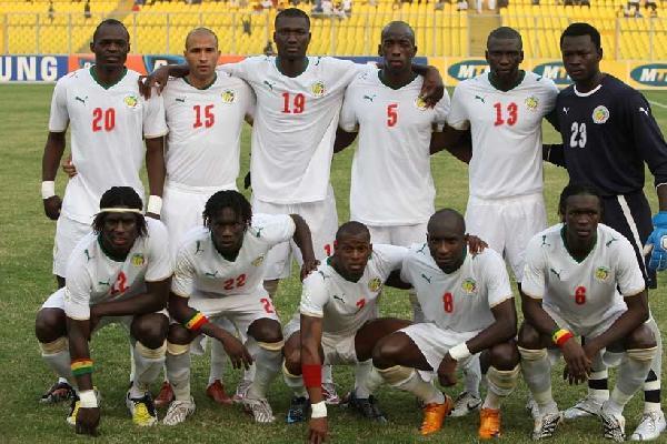 Le Sénégal gagne par 4 buts à 1 face à la Guinée