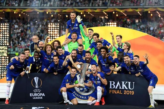 Ligue Europa : Chelsea corrige Arsenal (4-1) et remporte la finale