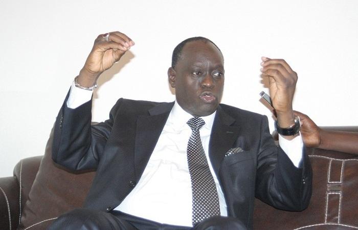 Me Elhadji Diouf après son agression avortée à l'Assemblée nationale: «Je suis devenu de fait le chef de l'opposition.»
