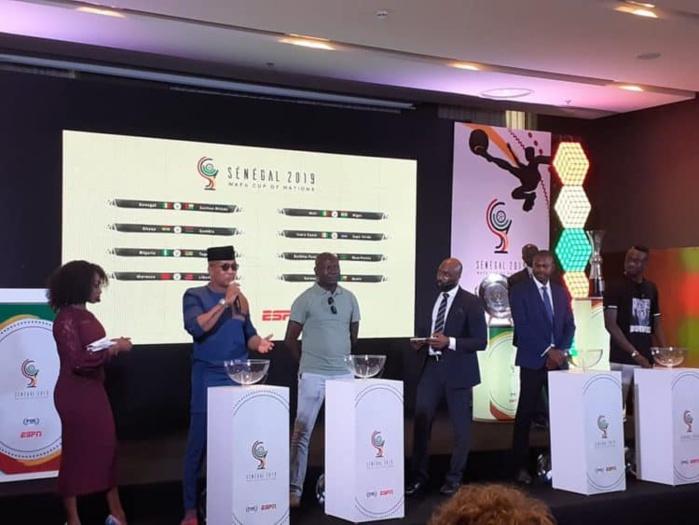 Tournoi UFOA (28 sept-13 oct à Dakar) : Le Sénégal croisera la Guinée-Bissau pour la phase à élimination direct