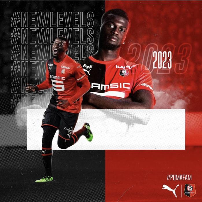 Officiel : Rennes lève l'option d'achat de Mbaye Niang.
