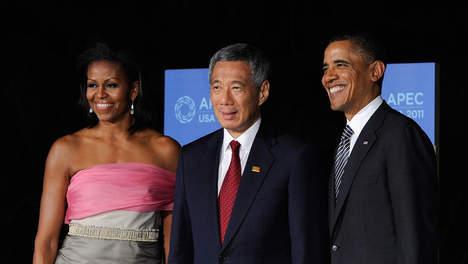 Obama ironise sur son lieu de naissance