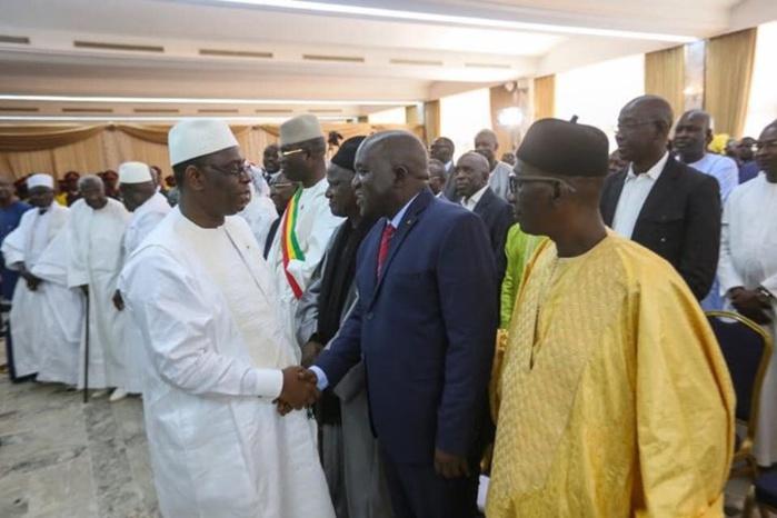 Présence des acteurs politiques au dialogue national : Le SEP de BBY salue «l'expression del'exigence d'une respiration démocratique d'un pays comme le Sénégal aspirant toujours au meilleur.»