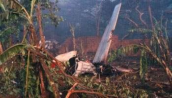 Côte d'Ivoire - Des casques bleus tués dans un accident d'avion à Daloa