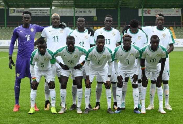Mondial U20 : Le Sénégal jouera contre le Nigeria en huitième de finale.