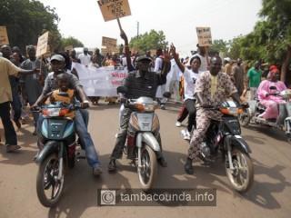 Transfèrement de Malick Noël Seck : Les élèves de Tamba dénoncent le statut de 'dépotoir' de leur ville