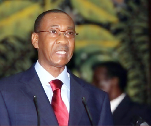 Hadjibou Soumaré prend les rênes de l'UEMOA