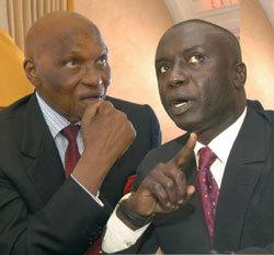 Idrissa Seck, président de Rewmi: «Que Wade s'abstienne de me soutenir publiquement parce que ça me coulerait.»