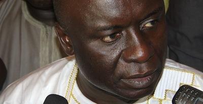 Idrissa Seck, candidat à la présidentielle : «Bulletin unique ou pas, le président partira»