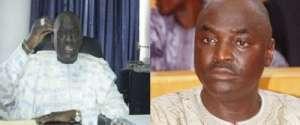 El hadji Diouf et Famara Senghor font encore la paix