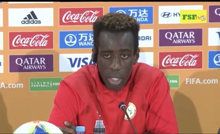 Cavin Diagne, capitaine des U20 : « Physiquement, on est prêt. (…) On peut jouer contre n'importe quelle équipe! »