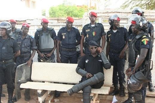 Violences au Stade Demba Diop : Le commissaire Arona Sy  demande la suspension des équipes qui sont incriminés (AUDIO )