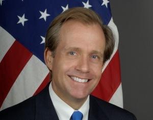 """Lewis Lukens , Ambassadeur des Etats-Unis : """"L'audience Wade-Obama n'est pas à l'ordre du jour"""" (AUDIO)"""