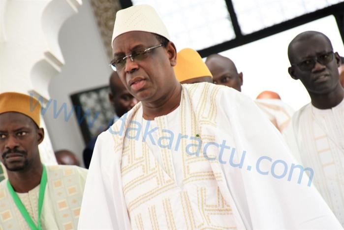 Les images de la célébration de l'Aid El Fitr à la grande mosquée de Dakar.
