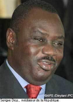 Serigne Diop à la tête de l'Association des ombudsmans et médiateurs froncophones