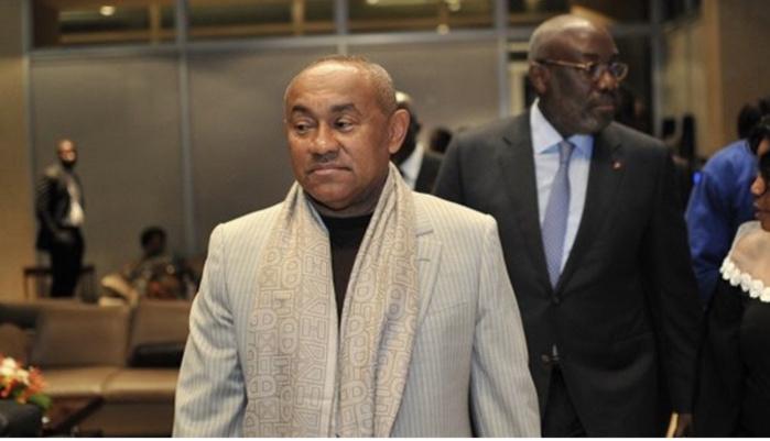 Le président de la CAF Ahmad Ahmad interpellé à Paris