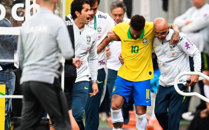 Copa America : Neymar, forfait pour la compétiton !